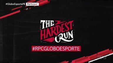 A equipe do Globo Esporte a caminho da The Hardest Run - A partir desta sexta-feira (28), você vai conhecer o time #RPCGLOBOESPORTE e ver a preparação para a prova