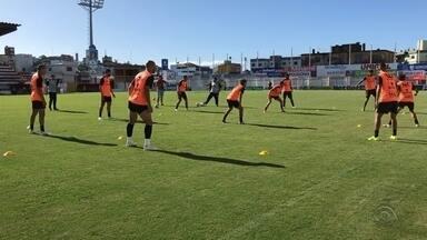 São Luiz se prepara para reestrear no Campeonato Gaúcho - Time busca recuperação no campeonato.