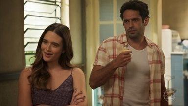 Alexia faz proposta a Zezinho e Luna percebe a intenção da amiga - undefined