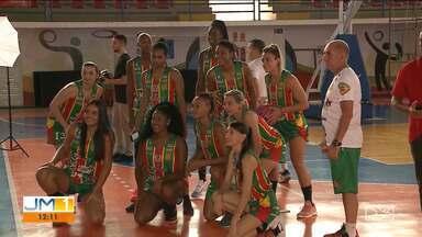 Após três anos, Basquete Brasileiro Feminino volta a ter sede em São Luís - Após três anos, Basquete Brasileiro Feminino volta a ter sede do título da Liga de Basquete em São Luís.
