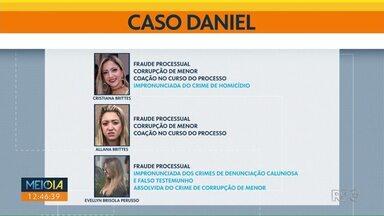 Caso Daniel: réus vão a júri - Sentença de pronúncia dos suspeitos foi publicada,