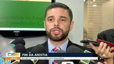 Deputados estaduais debatem fim da anistia para PMs - Saiba mais no g1.com.br/ce