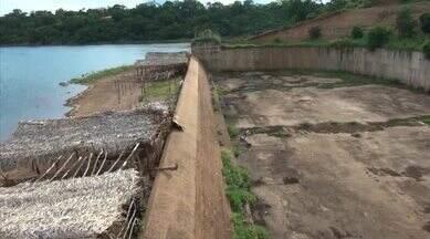 Secretaria do Meio Ambiente iniciou o monitoramento de 33 barragens do Piauí - Secretaria do Meio Ambiente iniciou o monitoramento de 33 barragens do Piauí