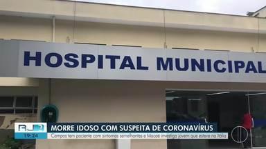 Morte de um homem de 60 anos neste sábado assusta moradores de Nova Friburgo, no RJ - Autoridades reforçam que o homem já estava debilitado e não há confirmação de Coronavírus.