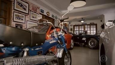 Garagens com estilo viram escritórios - Garagens com estilo viram escritórios