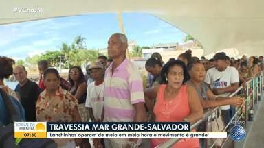 Sine Bahia oferece atendimento em diferentes bairros de Salvador durante ação itinerante - O órgão está realizando uma programação especial para celebrar o mês da mulher.