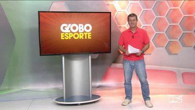 Globo Esporte MA de segunda-feira - 02/03/20, na íntegra - Confira esta edição na apresentação de Marco Aurélio.