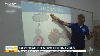Secretarias da saúde e da educação dão recomendações para prevenção do coronavírus - No sábado (7), foi confirmado o segundo caso da doença em Feira de Santana, que pode ter a micareta cancelada a pedido do Ministério Público.
