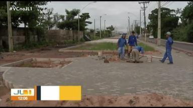 Moradores aguardam a macrodrenagem e urbanização da avenida Bernardo Sayão, em Belém - Moradores aguardam a macrodrenagem e urbanização da avenida Bernardo Sayão, em Belém