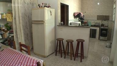 'Dando um Retoque': a cozinha do Seu Bené - undefined