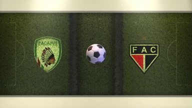Chamada para a transmissão de Pacajus x Ferroviário neste domingo (15) - Equipes se enfrentam pela segunda fase do Campeonato Cearense 2020