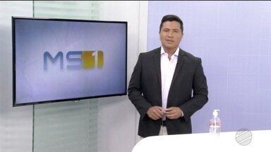 MSTV 1ª Edição Corumbá - edição de sexta-feira, 13/03/2020 - MSTV 1ª Edição Corumbá - edição de sexta-feira, 13/03/2020