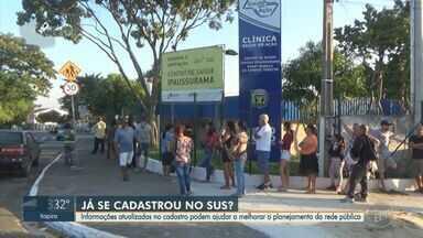 Rede pública promove recadastramento de usuários do SUS - Nos últimos dois anos, número de consultas e atendimentos realizados pelo serviço em Campinas (SP) aumentou mais de 26%.