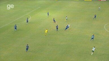 Veja os gols de Manaus 1 x 1 Nacional, pelo Amazonense - Veja os gols de Manaus 1 x 1 Nacional, pelo Amazonense