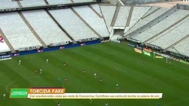Corinthians empata com Ituano em jogo com portões fechados - Corinthians empata com Ituano em jogo com portões fechados