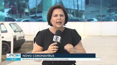 Governo de Rondônia anuncia suspensão de aulas por 15 dias - Anúncio foi feito em coletiva de imprensa na manhã desta segunda-feira (16), em Porto Velho.