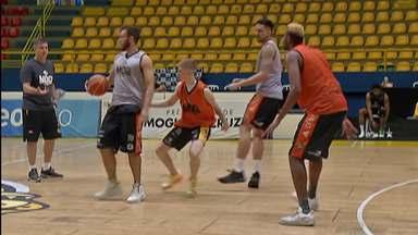 Mogi Basquete suspende treinos - Depois da suspensão do NBB, treinos também não acontecerão. Outras modalidades esportivas também estão cancelando campeonatos.