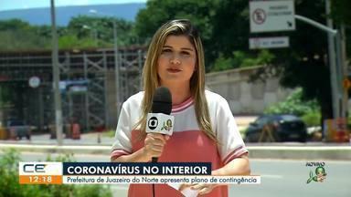 Prefeitura de Juazeiro do Norte apresenta plano de contingência - Saiba mais em g1.com.br/ce