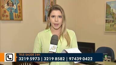 Telefones vão ajudar as pessoas a tirar dúvidas sobre o coronavírus - Saiba mais em g1.com.br/ce