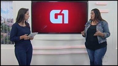 Destaques G1: repórter atualiza sobre os casos de coronavírus no Centro-Oeste de Minas - Mariana Gonçalves orientou sobre medidas de prevenção e alertou para o cuidado com as fake news em relação à doença.