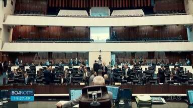 Diários secretos gerou 42 processos desde o início da investigação - Confira a segunda reportagem especial do Boa Noite Paraná sobre o escândalo de corrupção que completa 10 anos.