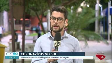 Número de casos suspeitos de coronavírus sobe para 21 em Cachoeiro de Itapemirim - Quatro outros casos foram descartados.