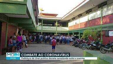 Prefeitura de Unaí decreta situação de emergência por coronavírus - Município não tem nenhum caso suspeito.