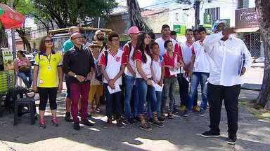 Projeto estimula moradores de Aracaju a conhecer a cidade de um novo jeito - Projeto estimula moradores de Aracaju a conhecer a cidade de um novo jeito.