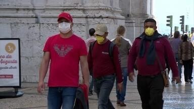 Europa ultrapassa a Ásia em número de casos do novo coronavírus - Dos 15 países com mais doentes, 11 já são do continente europeu.