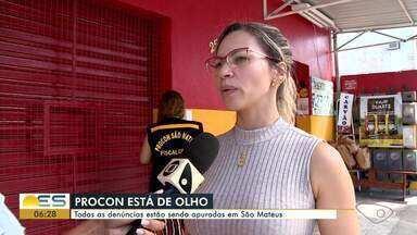 Procon de São Mateus, ES, recebe denúncias de preço abusivo de álcool gel - Órgão irá fiscalizar as vendas.