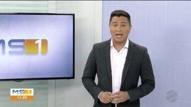 MSTV 1ª Edição Corumbá - edição de quinta-feira, 19/03/2020 - MSTV 1ª Edição Corumbá - edição de quinta-feira, 19/03/2020