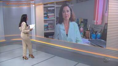 Carolina Bahia fala sobre medidas do Governo Federal para evitar coronavírus - Assista ao vídeo.