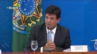 Brasil deve enfrentar aumento de casos de coronavírus em abril - Ministro da Saúde, Luiz Henrique Mandetta, diz que ficará cada vez mais difícil identificar e controlar a cadeia de transmissão.