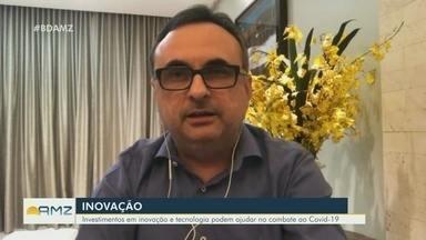Investimentos em inovação e tecnologia podem ajudar a combater doenças - Durval Braga Neto comenta.