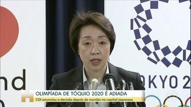 Olimpíada de Tóquio é adiada para 2021, depois de pedido de primeiro-ministro do Japão - Abe Shinzo pediu ao Comitê Olímpico Internacional para adiar os jogos que deveriam acontecer em Tóquio neste ano.