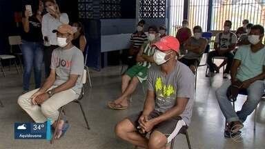 Escolas são usadas como alojamentos para pessoas em condição de rua - Em Campo Grande