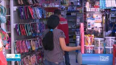Empresários se mobilizam para tentar reabrir lojas em Santa Inês - Eles alegam prejuízos por conta das medidas de isolamento social causadas pela pandemia do coronavírus.