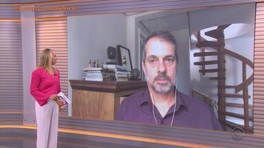 Tulio Milman comenta sobre ações das universidades para combater à Covid-19 - Assista ao vídeo.