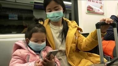 Pesquisadores alertam: é preciso muito cuidado ao suspender medidas de isolamento na China - O estudo foi publicado na revista científica The Lancet. Os pesquisadores usaram um modelo matemático para simular os impactos de estender ou de suspender o fechamento de escolas e locais de trabalho em Wuhan.