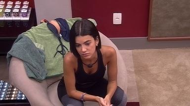 Manu relata afastamento de Mari e Flayslane: 'Desculpa se pareceu imaturo' - Manu relata afastamento de Mari e Flayslane: 'Desculpa se pareceu imaturo'