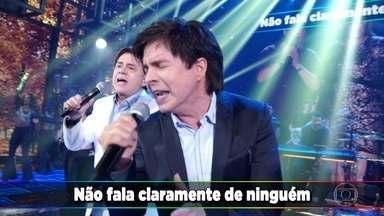 Chitãozinho e Xororó cantam 'Foi Só Um Caso' no Ding Dong - undefined