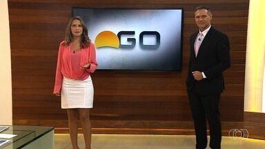 Veja os destaques do Bom Dia Goiás desta segunda-feira (30) - Entre os principais assuntos do dia está atualização do número de casos confirmados de coronavírus no estado.