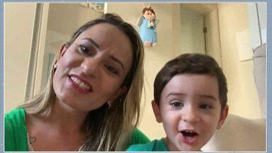 Professora de Mogi dá dicas de como ocupar o tempo das crianças na quarentena - A dica foi enviada pela professora Roberta Caraça.
