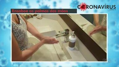 Saiba como lavar as mãos de forma correta - É a melhor foram de prevenir o coronavírus
