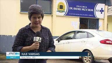Serviços do CEM, em Porto Velho, foram transferidos - Transferência foi para a Policlínica Rafael Vaz e Silva, entre eles a farmácia. Isso porque o CEM deve se tornar uma unidade referência na Covid-19.