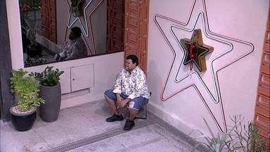 Babu se emociona após saída de Felipe: 'Desculpa, cara' - Babu se emociona após saída de Felipe: 'Desculpa, cara'