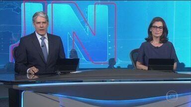 Jornal Nacional, Íntegra 01/04/2020 - As principais notícias do Brasil e do mundo, com apresentação de William Bonner e Renata Vasconcellos.