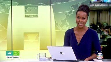 Boletim: JH deste sábado (4) faz balanço da epidemia do coronavírus no Brasil e no mundo - O Jornal Hoje deste sábado (4) começa às 13h25.