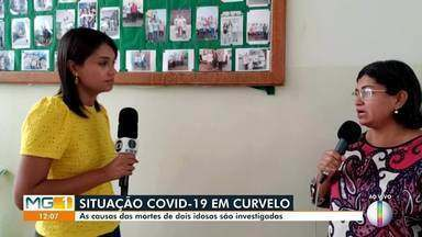 Coronavírus: Duas mortes são investigadas em Curvelo - Idosos, de 76 e 81 anos, morreram em hospitais de Curvelo nessa terça-feira (7) e foram coletadas amostras para exames. Um dos pacientes é de Corinto.