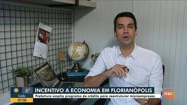 Prefeitura amplia programa de crédito para microempresas de Florianópolis - undefined